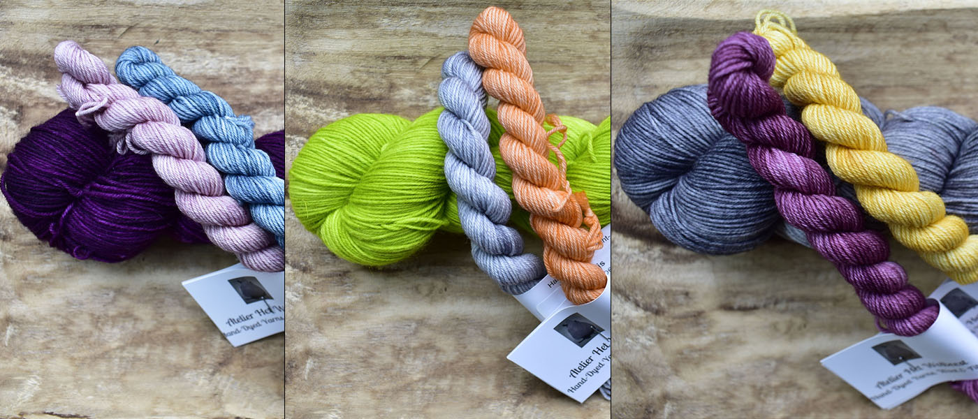 A limited number of exclusive Braidalot sock kits are now available